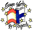 Europe works by projects